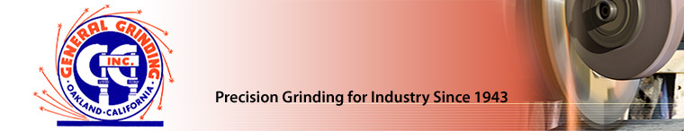 General Grinding, Inc. - Precision Grinding for Industry Since 1943